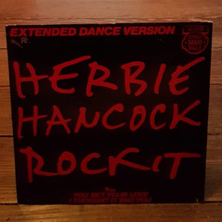 Herbie Hancock ROCK IT - LP